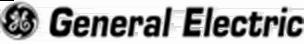 General Electric Manufacturer Logo