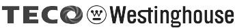 TECO Westinghouse Manufacturer Logo